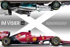 Formel 1 - Bilderserie: Motorsport-Magazin - Nr. 35