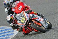 Moto2 - �rger f�r Cortese: Simeon Schnellster, Deutsche in den Top-10