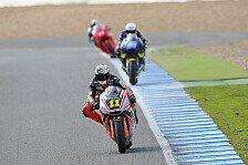 Moto2 - Cortese �berholt L�thi: Nakagami geht als Schnellster in die Saison