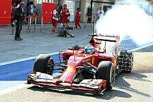 Formel 1 - Stewards nachsichtig: 107%-Regel: Ausnahmen erwartet