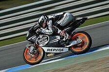 Moto3 - Bilder: Testfahrten Jerez I