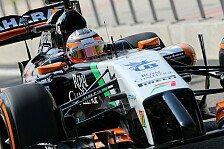 Formel 1 - Bilder: Bahrain I - Mittwoch