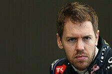 Formel 1 - Kein Grund zur Panik: Vettel trotz Problemen gegen doppelte Punkte