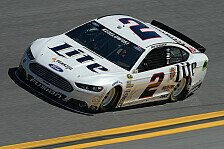 NASCAR - Kyle Busch blieb nur der zweite Platz: Keselowski holt Monster-Pole