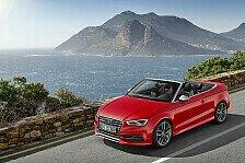 Auto - Sportliches Cabriolet mit 300 PS: Audi pr�sentiert neues Cabrio