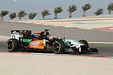 Formel 1 - Bilderserie: Bahrain, Tag 1: Alle Teams, alle Infos