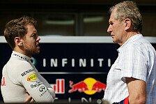Formel 1 - Vettel lag auf Pole-Kurs: Marko: Rosberg hat Vettel behindert