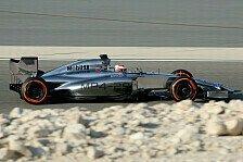 Formel 1 - Magnussen unterstreicht Talent: Bahrain: Tag 2 im Live-Ticker