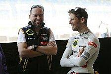 Formel 1 - Ich bef�rworte stehende Re-Starts: Gerard Lopez