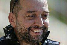Formel 1 - Werden wieder ums Podium fahren k�nnen: Lopez: Lotus drittbestes Auto im Feld