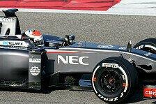 Formel 1 - Zu wenig Grip: Sutil klagt: Die Reifen sind zu hart
