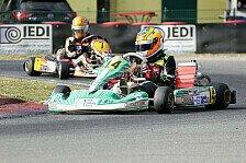 ADAC Kart Masters - Ghattas & Hesse starten f�r ADAC Kart Junior Team: Ehemalige Bambini-Meister steigen auf