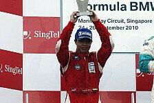 Formel 3 EM - Power von Renault: Lotus-Junior Tunjo in die F3 EM