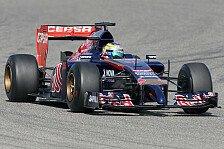 Formel 1 - Bilder: Test-Highlights: Toro Rosso