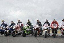 Superbike - Erste Pressekonferenz auf Phillip Island: Start in die Saison 2014