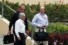 Formel 1 - Mercedes wird hinter Regel�nderung stehen: Ecclestone: Formel 1 inakzeptabel