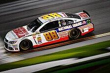NASCAR - Erst nach 10 Stunden stand der Sieger fest: Earnhardt gewinnt das Daytona 500