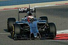 Formel 1 - Bilderserie: Bahrain, Tag 2: Alle Teams, alle Infos