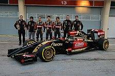 Formel 1 - S�rensen: Noch ein Ersatzmann: Charles Pic heuert bei Lotus an