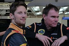 Formel 1 - Pastor und Romain werden Maximum herausholen: Alan Permane: Zuverl�ssigkeit das Prim�rziel