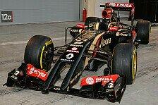 Formel 1 - Bilder: Pr�sentation Lotus E22
