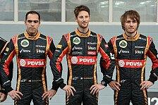 Formel 1 - Mehr als nur Simulatorfahrten?: Saison mit Lotus: Pic erwartet Freitagseins�tze