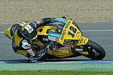 Moto2 - Folger auf Rang vier: L�thi im dritten Training Schnellster