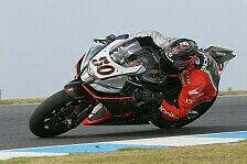 Superbike - Harter Kampf in neuer Qualifikation: Guintoli f�hrt zur ersten Pole 2014