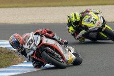 Superbike - Zuvor noch einmal testen: Elias kann das zweite Rennwochenende kaum abwarten