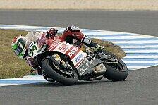 Superbike - Giugliano holt die Bestzeit: Ducati f�hrt ersten Testtag in Jerez an
