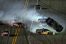 NASCAR - Video: N�chster Monster-Crash in Daytona