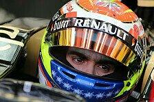Formel 1 - Keine Bedenken wegen Renault-Motor: Maldonado bereut Lotus-Wechsel nicht