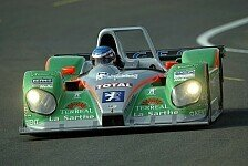 Mehr Sportwagen - Bilder: Pescarolo und sein Rennstall