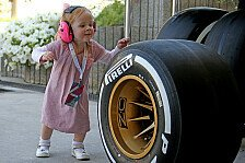 Formel 1 - Bilderserie: Die Test-Oscars 2014