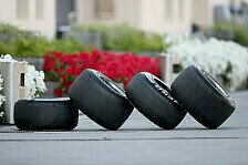 Formel 1 - Reifen-Schacherei im Paddock: Regelkunde: Das Reifen-Wirrwarr 2014