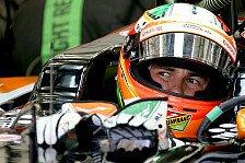 Formel 1 - Perez reifer und erwachsener: Fernley: Force India profitiert von McLaren