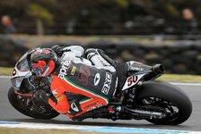 Superbike - Laverty sorgt f�r fr�hzeitiges Rennende: Guintoli gewinnt vor dem Kawasaki-Duo
