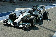 Formel 1 - Bilder: Bahrain I - Samstag