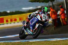 MotoGP - Erste Testfahrten f�r Suzuki: Eugene Laverty gibt MotoGP-Deb�t