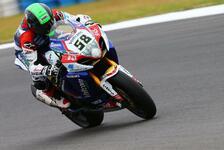 MotoGP - Erste Testfahrten Anfang Mai: Eugene Laverty: In der MotoGP konkurrenzf�hig sein