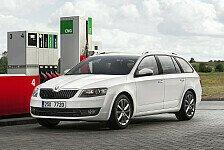 Auto - Erdgasantrieb als wichtiger Baustein: CNG-Offensive: Der neue Skoda Octavia G-TEC