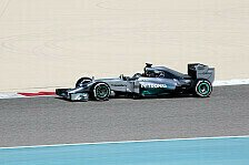 Formel 1 - Ferrari im Blick: Lowe: Mercedes-Teams am st�rksten