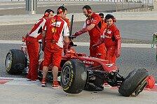Formel 1 - Superpfeil trifft Problem-Bullen: Bahrain: Die 9 Antworten zu den Testfahrten
