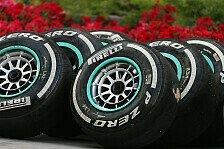 Formel 1 - Bilderserie: Die Reifen in Melbourne