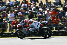 Superbike - Harter Auftakt mit MV Augusta: Corti: In Europa wird es anders