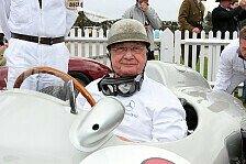 Formel 1 - Der schnellste Konditor der Welt: Mercedes-Pilot Herrmann feiert 86. Geburtstag