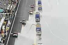 NASCAR - Nach �ber 6 Stunden Pause erfolgte der Restart: Update 10: Regenunterbrechung beim Daytona 500