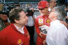 Formel 1 - Negative Stimmen auch zu Erfolgszeiten da: Todt zu Domenicali: Kritik ignorieren