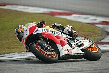 MotoGP - Leistungsniveau erst in Katar absehbar: Pedrosa: Vorteile durch Repsol und Honda
