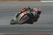 MotoGP - Hayden & Aoyama machen Fortschritte: Open: Aleix Espargaro weiter ungeschlagen